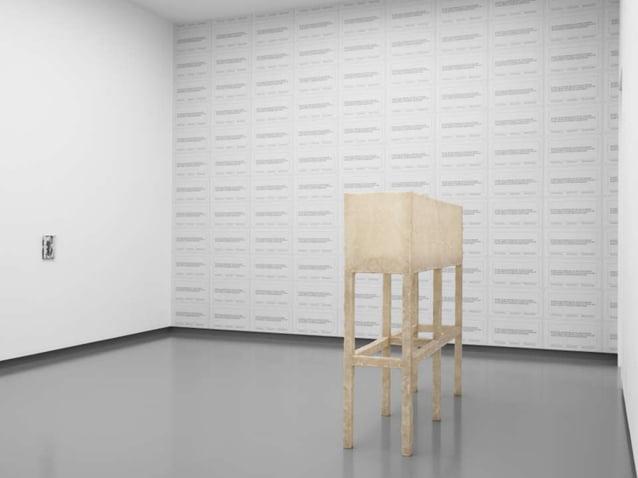 Mario MerzIgloo con el árbol, 1969estructura de metal, vidrio, masilla, rama210 x 300 x 210 cmColección Merz, Torino© Mari...