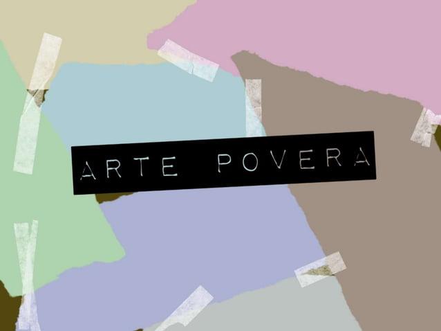 Povera conceptual