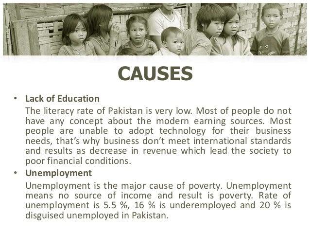 Underemployed Economics Poverty