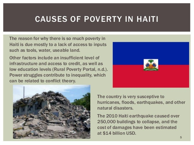are causes poverty 3rd Some historical roots of mass poverty in the third world 4 dialectics of the structural and the conjunctural  and goes on to argue that the causes of poverty in .