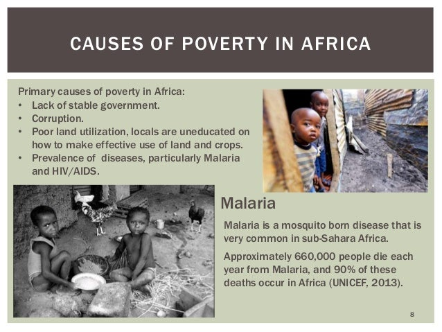 Hungry Africans Poverty