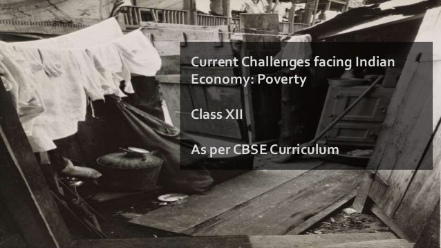 Applied Mathematics For Commerce Students Sets Theory Class XI CBSE Current Challenges facing Indian Economy: Poverty Clas...