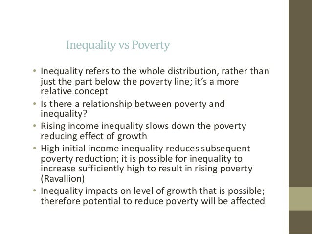 the relationship between poverty and attributional They reported a significant relationship between the 'blame the poor' and 'blame third world  the theoretical inadequacy of attributional poverty research.