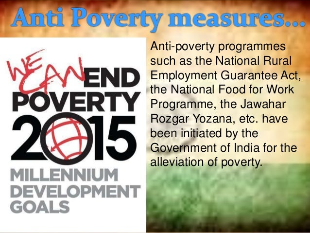 Poverty As A Challenge Class 9