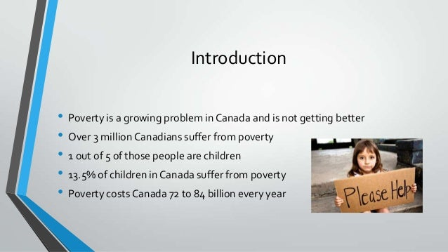 an introduction to the issue of poverty a social phenomenon Poverty is not a natural phenomenon, at least not in the modern world it arises because of institutions that enrich a small number of people and deny opportunities to billions of others 2.