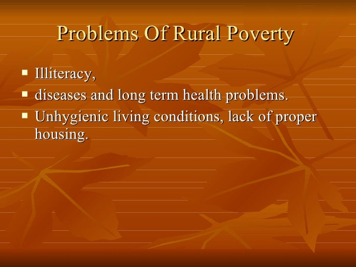 population growth main cause of poverty and illiteracy World population suffering from malnutrition however, urbanization is not synonymous with human progress urban slum growth is structural adjustment—a major cause of poverty poverty facts.