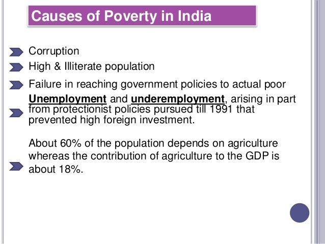 population and poverty in india pdf