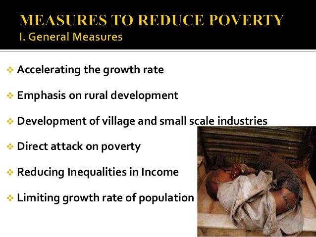 9 Ways to Reduce Poverty