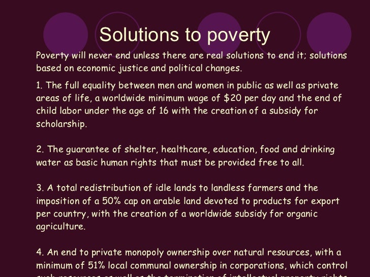 descriptive essay of poverty This essay highlights the causes, effects and offers solutions to fight poverty in  india so many  useful guide on how to write a descriptive essay on poverty.