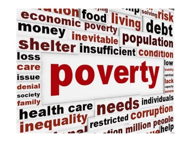 Measuring Poverty and Poverty Scorecards