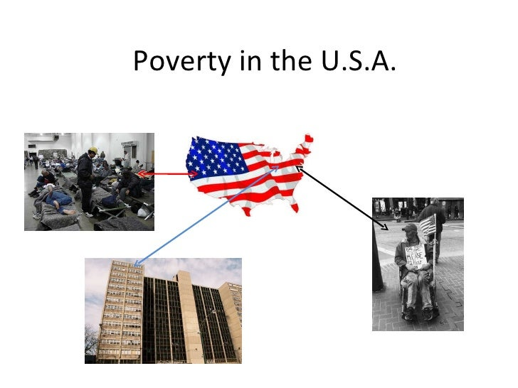 Poverty in the U.S.A.