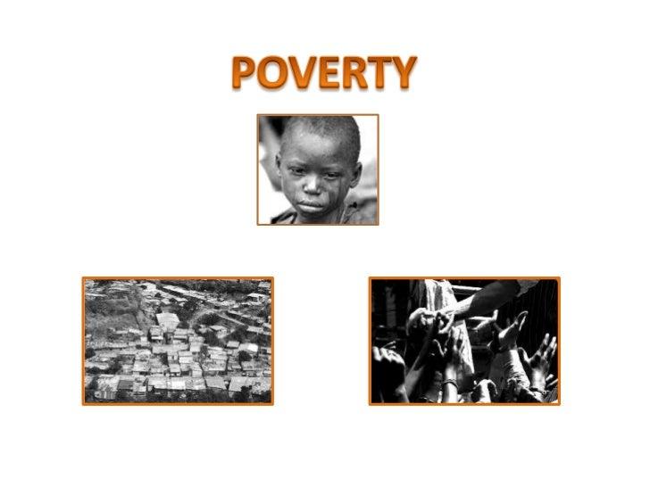 Poverty presentation