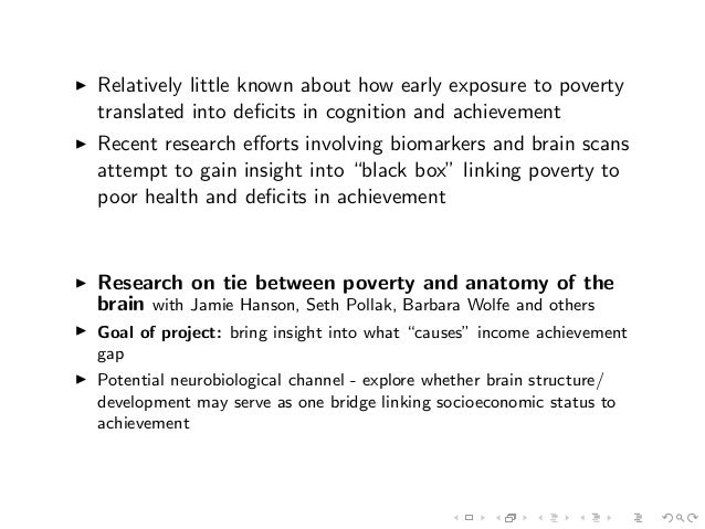 Poverty Linked To Brain Structure In >> Poverty Slides