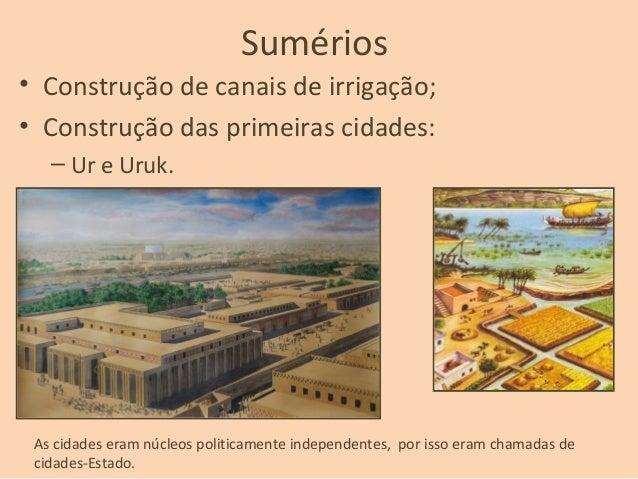 Povos e impérios da Mesopotâmia Slide 2