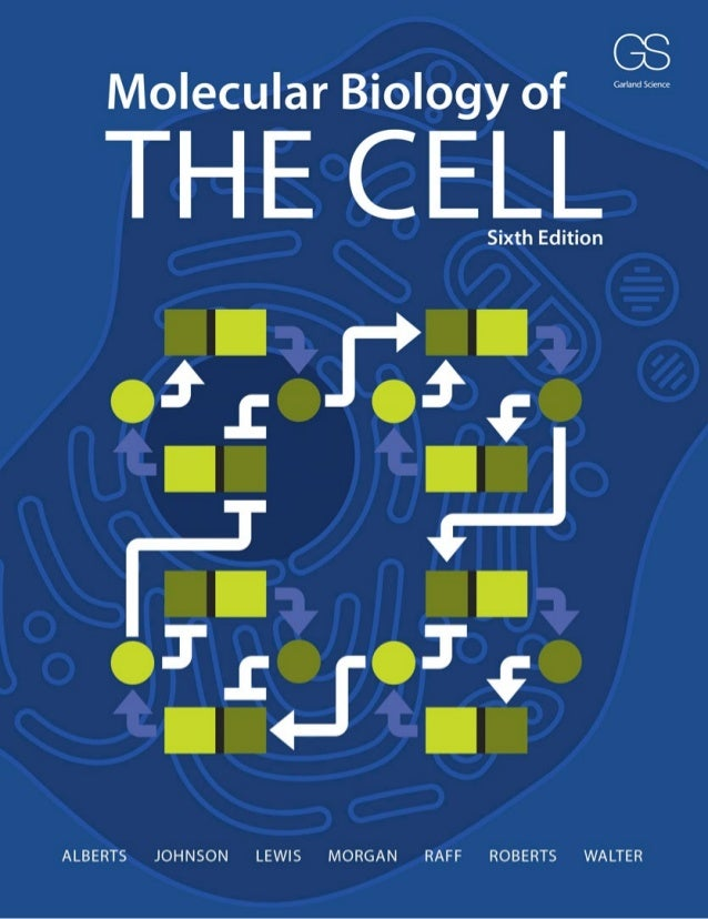 Biology pdf alberts cell bruce by