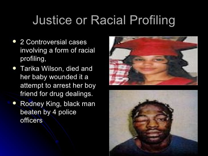 police racial profiling in america 2016-10-21  racial profiling: legal and constitutional issues congressional research service summary racial profiling is the practice of targeting individuals for police or security detention based on.
