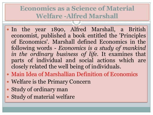 an essay on nature and significance of economic science