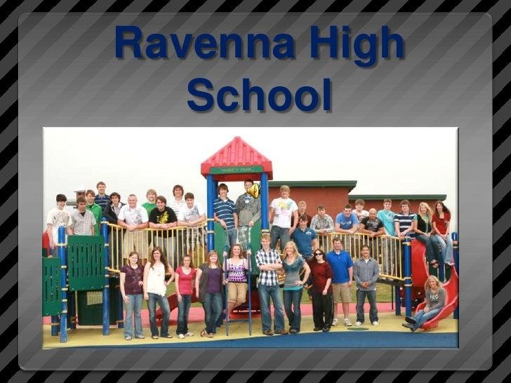 Ravenna High School Class of 2010<br />