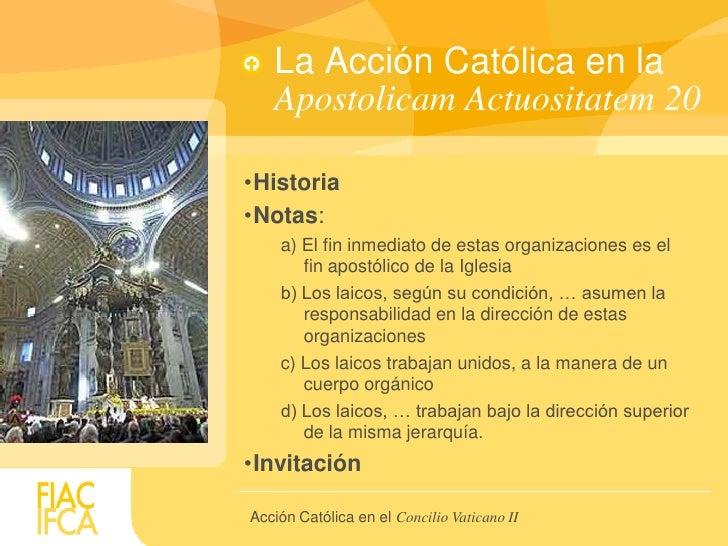Apostólicam Actuositatem - Resumen - Scribd