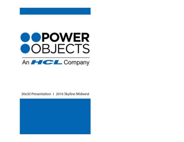 PowerObjects Exhibit Design