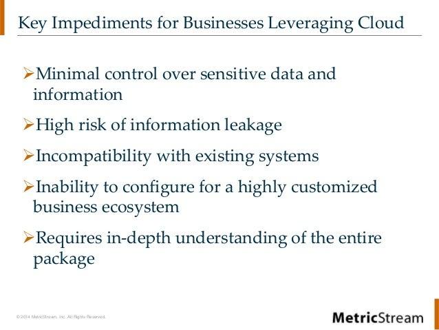 Webinar   Power of Cloud Security   Governance, Risk, and Compliance Framework Slide 3
