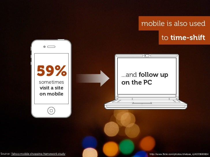 mobile is also used                                                                  to time-shift                        ...