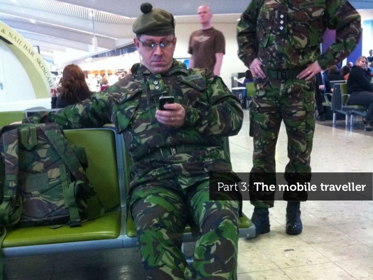 Part 3: The mobile traveller