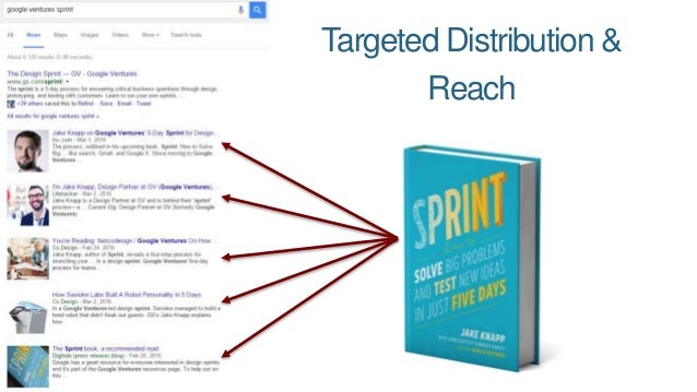Targeted Distribution & Reach