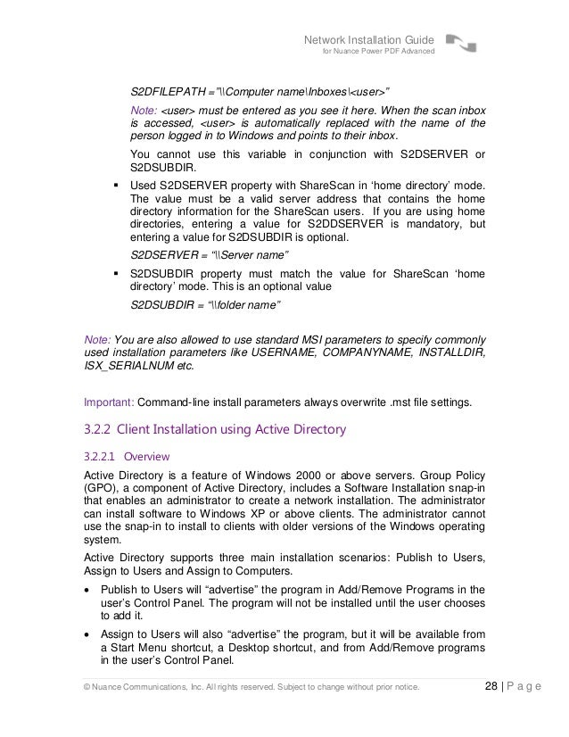 nuance power pdf advanced user manual