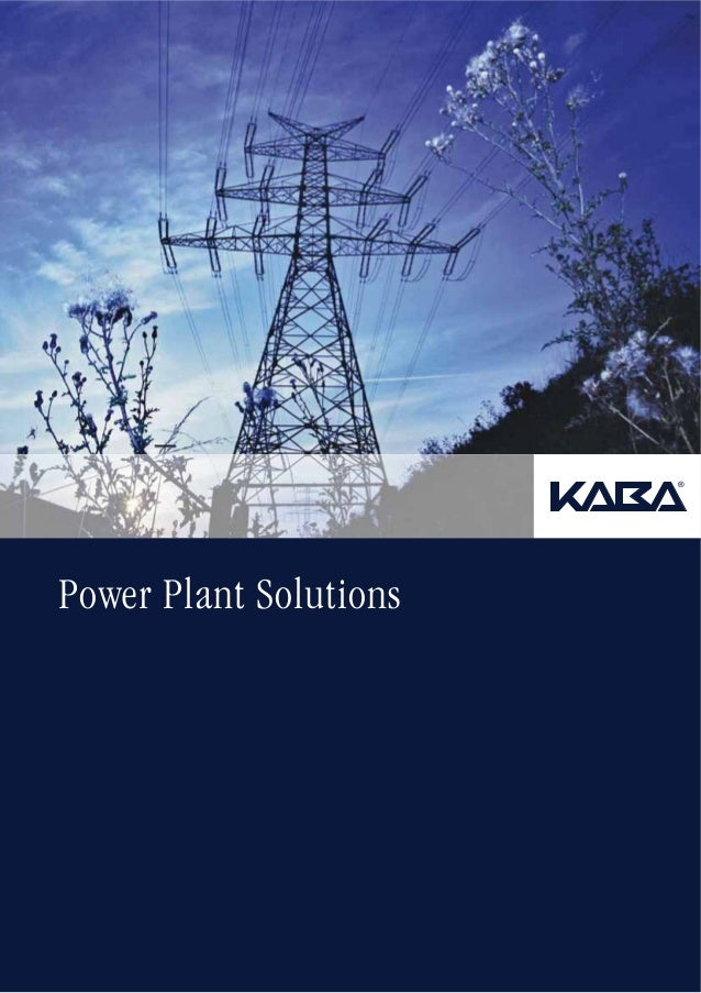 Power Plant Solutions