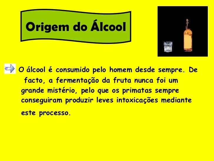 Papel de síndrome de alcoólico de abstinência