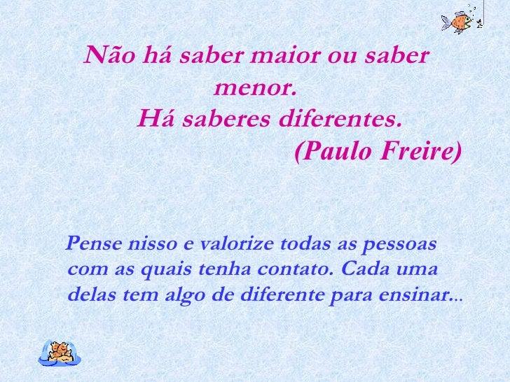 Muito Power Point A Canoa Paulo Freire(Com Animação) DH69