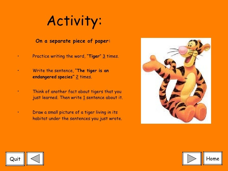 Details about Project Tiger in india . write a note in 150 words?