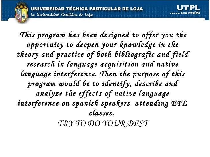 Thesis + tutoring
