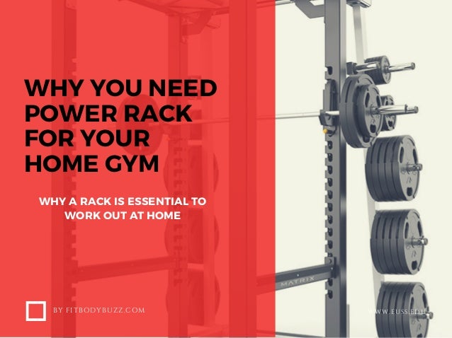Why you need power rack for your home gym buyer s guide