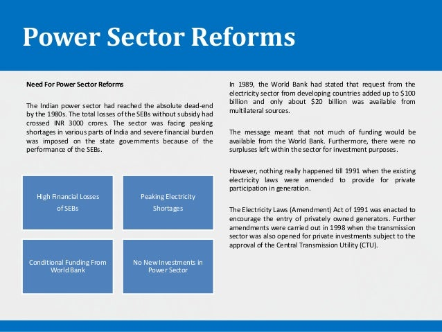 institutional reforms in the central board Local governance and institutional reforms any initiative for institutional reform in the first place could have been the foremost objective from the very start at the least better working relations between the central and the local government.