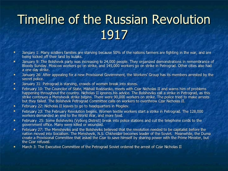 timelines of the great war and russian revolution worksheet The revolution was a set of political overthrows which led to the development of the soviet union it began with the exiling of tsar nicholas ii of russia and his family because of the socio-economic conditions of the russian people.
