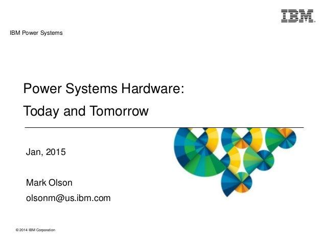 © 2014 IBM Corporation IBM Power Systems 15 IO Bandwidth Comparing 2-Socket Servers 0 10 20 30 40 50 60 POWER6 POWER7 POWE...