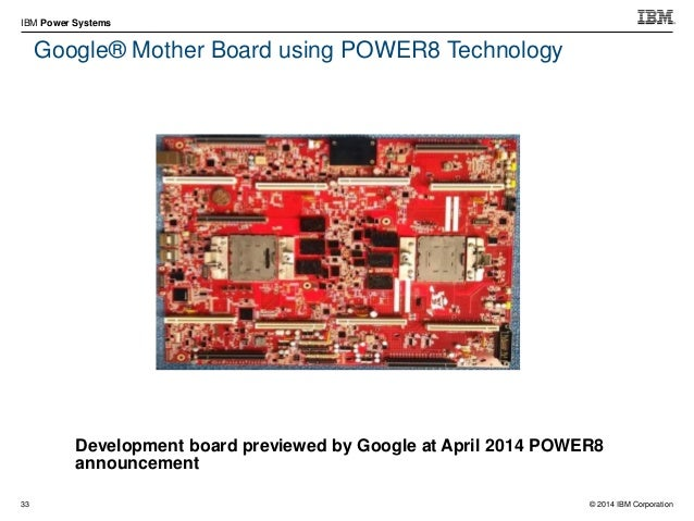 © 2014 IBM Corporation IBM Power Systems 45 Enterprise
