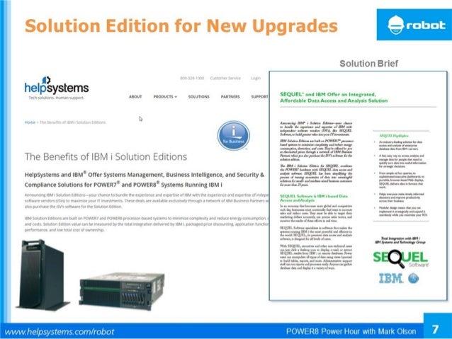 © 2014 IBM Corporation IBM Power Systems 8 Memory Bandwidth per Socket 0 10 20 30 40 50 60 70 POWER5 POWER6 POWER7 POWER8 ...
