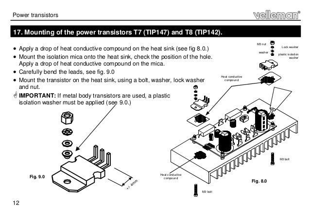 power amplifier  2  tugas