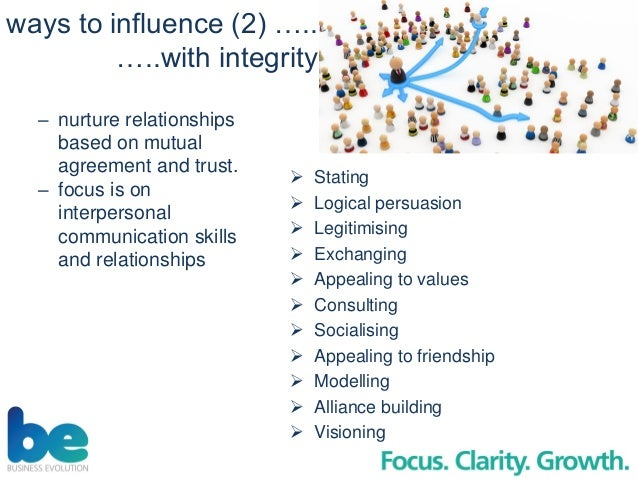 power and influence workplace How to positively influence others in the workplace  there is power present in the workplace,  the seven influence tactics used in organizational .