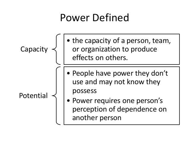 relationship between leadership and power The relationship between leadership effectiveness and organizational performance power upon the staff, offering them.