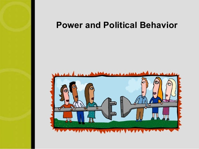 organizational power and politics essays Organizational politics is the process of using an informal network to gain power and accomplish tasks to meet a person's wants or needs organizational politics may.