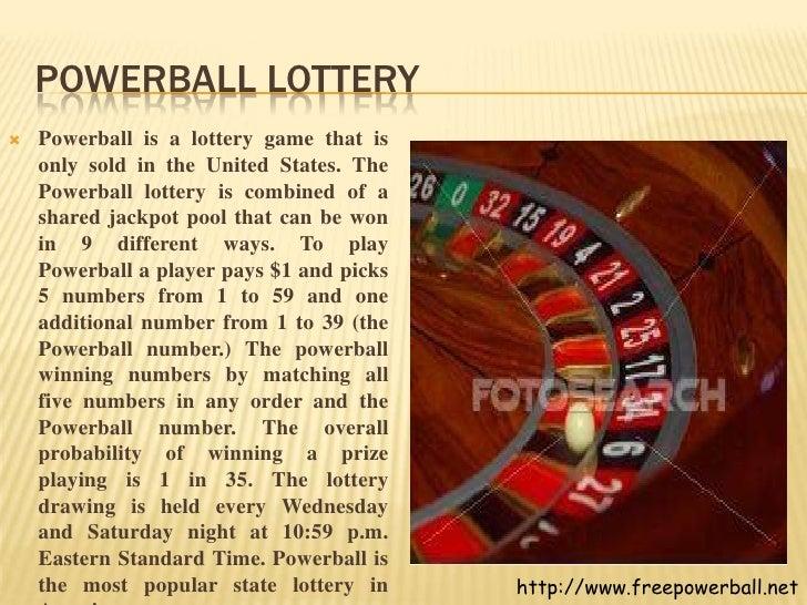 Gratis Lotto Online