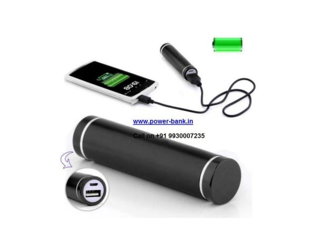 Thanks Visit on : www.Power-Bank.in Email on sales@power-bank.in Call @ +91 99 3000 7235