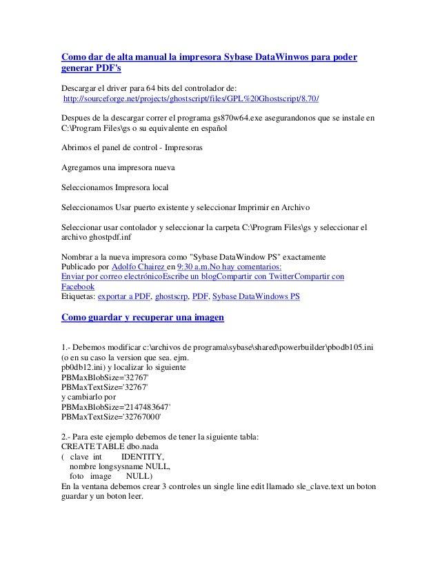 ghostscript c ps to pdf