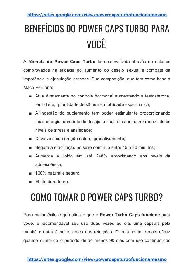 powercaps turbo bula