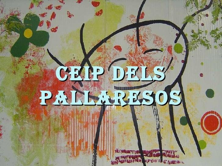 CEIP DELS PALLARESOS