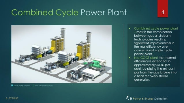 Combined Cycle Gas Turbine Power Plant Part 1